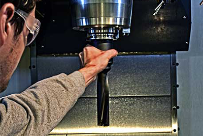 4TEX INDEXABLE INSERT DRILL EASTEC FEATURE