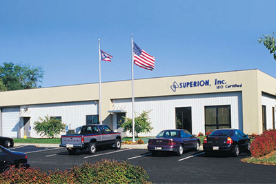 Superion Inc.facility in Xenia, Ohio