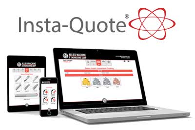 Insta-Quote® - Design your custom cutting tool and get quote.